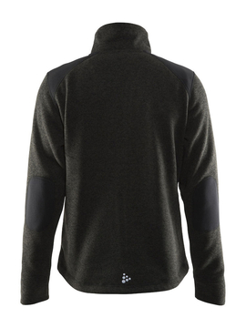 Craft Noble Zip Jacket Heavy Knit Fleece