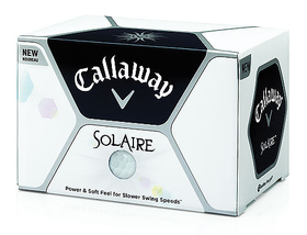 Golfboll Callaway Solaire